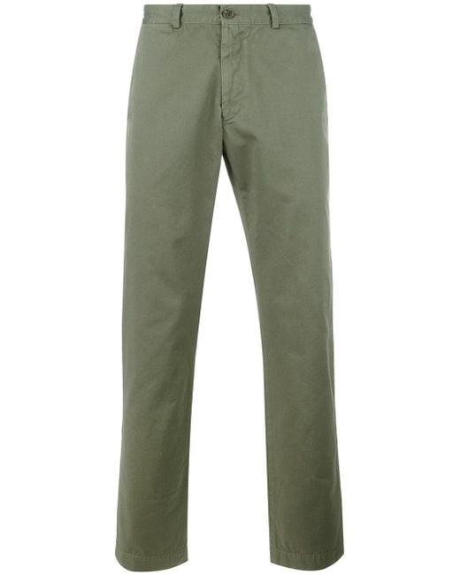 Sunspel | Green Classic Chinos for Men | Lyst
