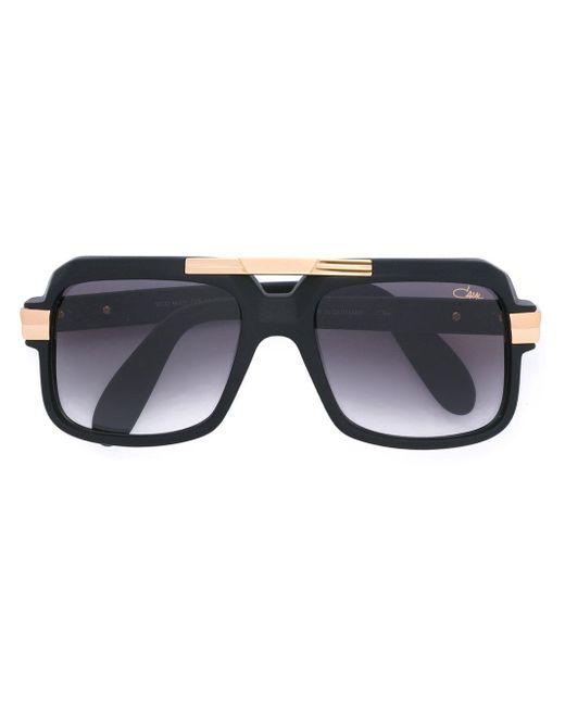 cazal oversized sunglasses in black lyst. Black Bedroom Furniture Sets. Home Design Ideas