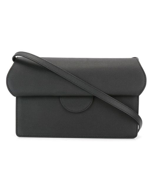 Roksanda | Black Fold-over Crossbody Bag | Lyst
