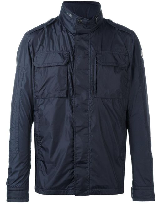 Moncler | Blue - Daumier Jacket - Men - Nylon/polyimide - 7 for Men | Lyst