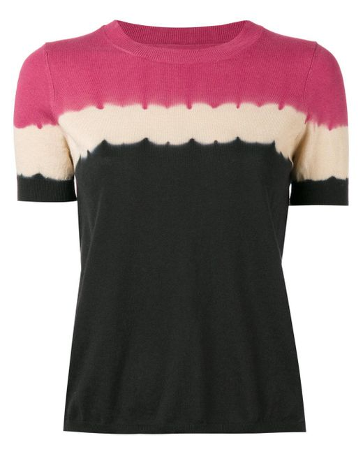 Lyst Toile Isabel Marant Branson T Shirt In Black