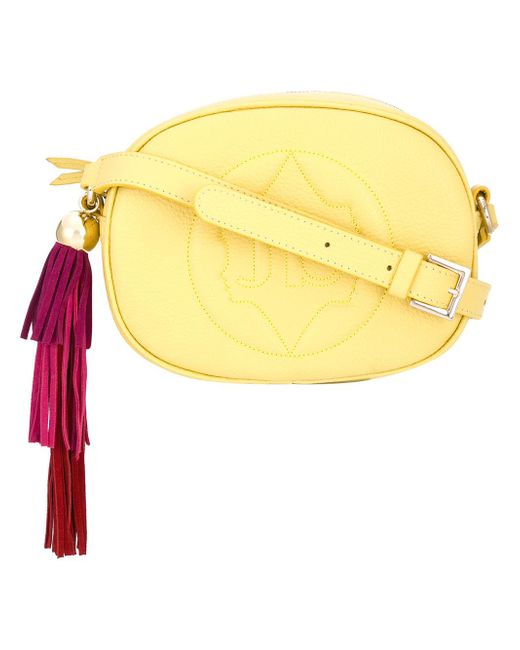 Sara Battaglia | Yellow Sandy Crossbody Bag | Lyst