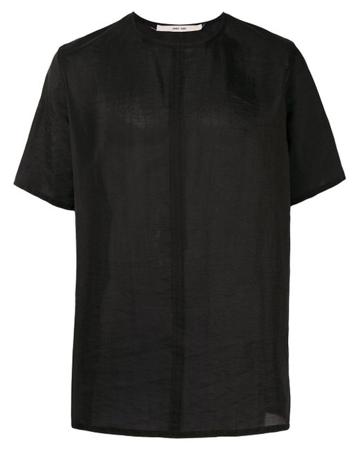 Damir Doma | Black Elongated T-shirt for Men | Lyst