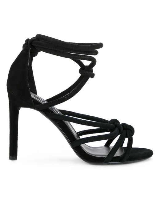 Senso | Black Tahnee Sandals | Lyst