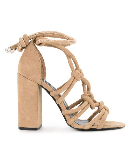 Senso | Natural Vanita Sandals | Lyst