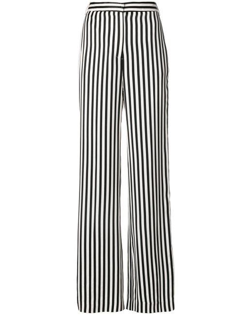 Victoria, Victoria Beckham | Black Relax Tux Trousers | Lyst