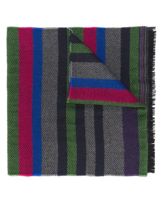 PS by Paul Smith | Multicolor Striped Pattern Scarf for Men | Lyst