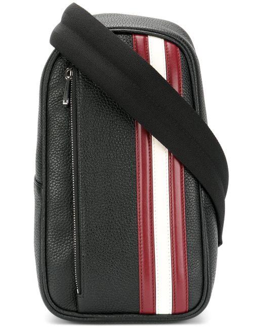 Bally | Black Small Over The Shoulder Bag for Men | Lyst