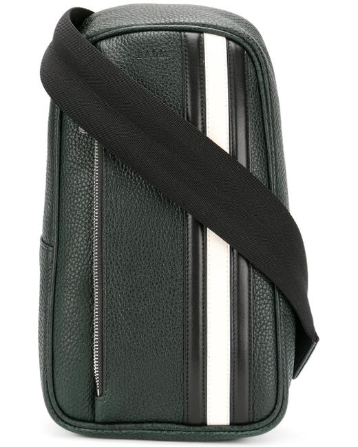Bally | Green Small Over The Shoulder Bag for Men | Lyst