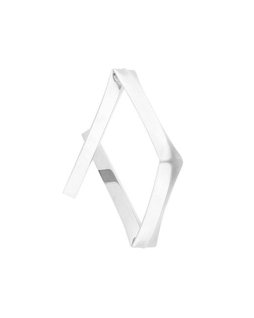 Proenza Schouler - Metallic Small Square Bracelet - Lyst