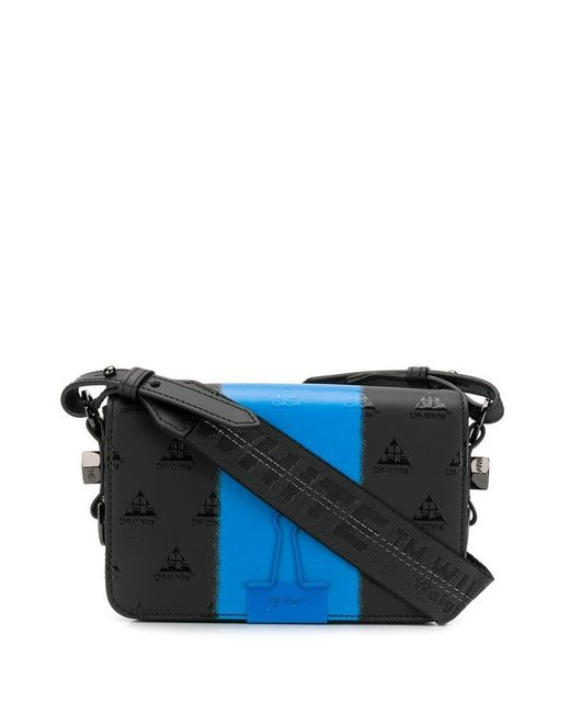 Off-White c/o Virgil Abloh - Black Binder Clip Shoulder Bag - Lyst