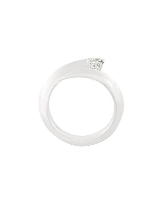 Shaun Leane - Gray Signature Tusk Diamond Ring - Lyst