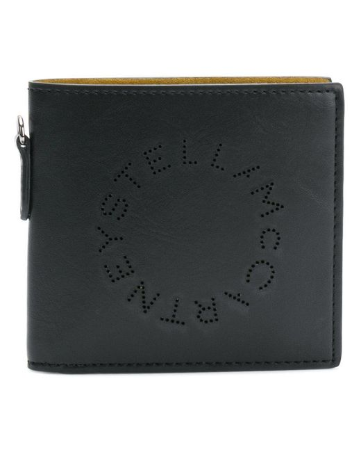 Stella McCartney perforated logo wallet Bulk Designs Ebay For Sale Clearance Online Official Site The Cheapest YFUZaXq4U2