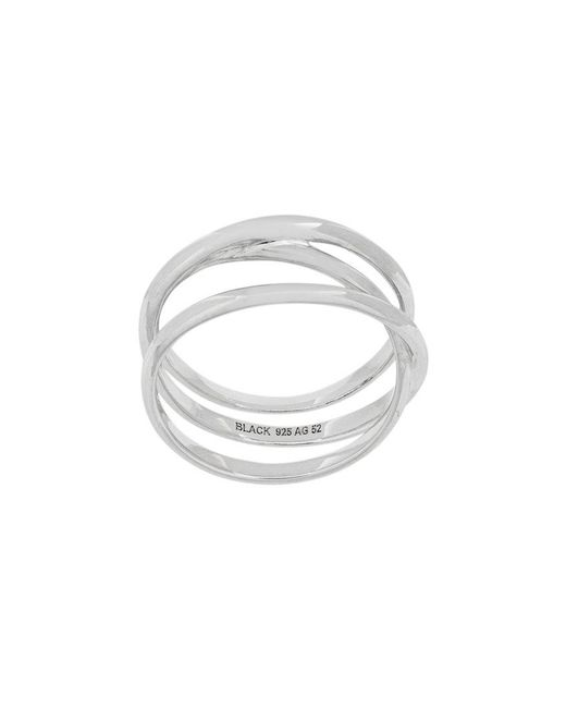 Maria Black - Metallic Emilie Wrap Ring - Lyst