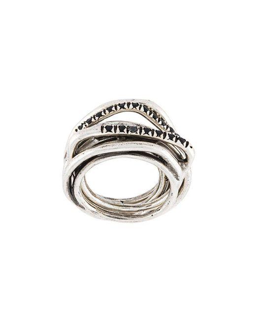 Iosselliani | Metallic 'heritage' Ring Set | Lyst