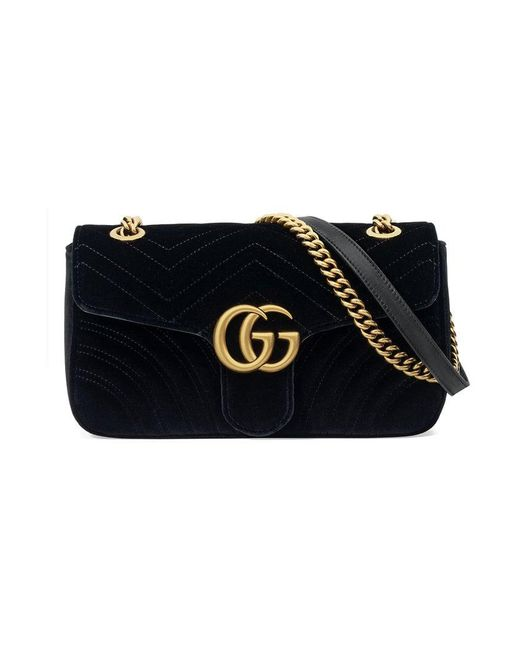 d9fecbf38748 Gg Marmont Velvet Shoulder Bag Sale | Stanford Center for ...