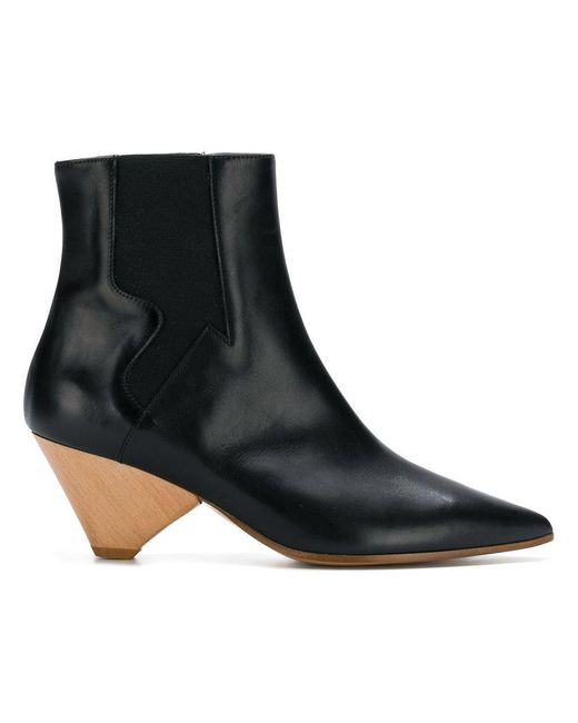Christian Wijnants - Black Adair Ankle Boots - Lyst