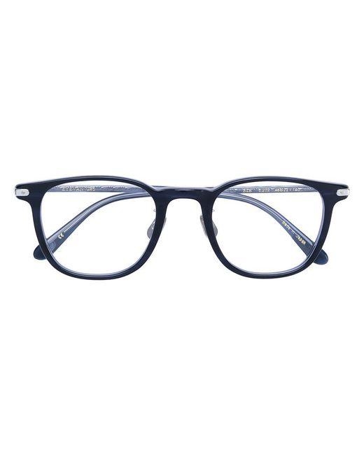 78b13b5ee9b14 Lyst - Lunettes à monture carrée Eyevan 7285 en coloris Noir