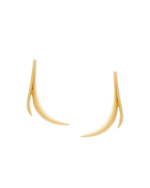 Niomo | Metallic Areca Ear Cuffs | Lyst