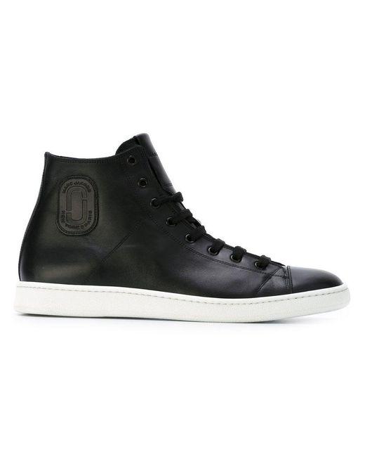 Marc Jacobs - Black Hi-top Sneakers for Men - Lyst