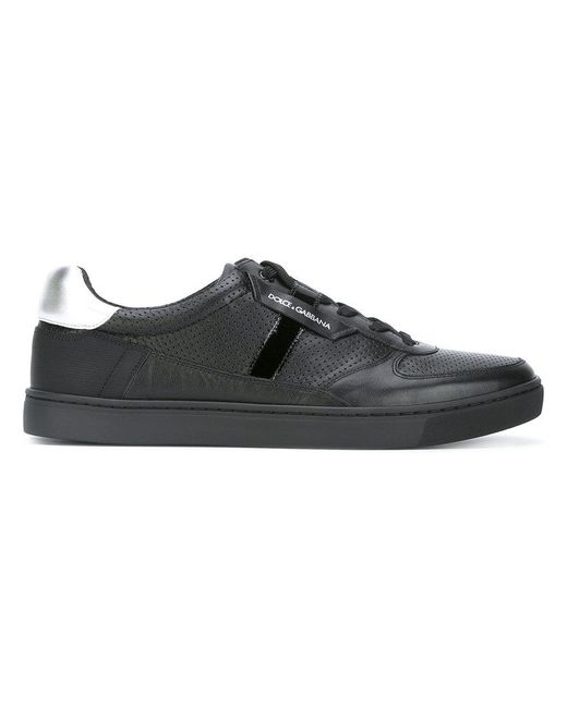 Dolce & Gabbana - Black London Sneakers for Men - Lyst