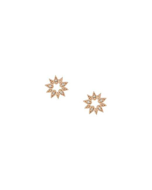 Astley Clarke - Metallic 'mini Sun Biography' Stud Earrings - Lyst