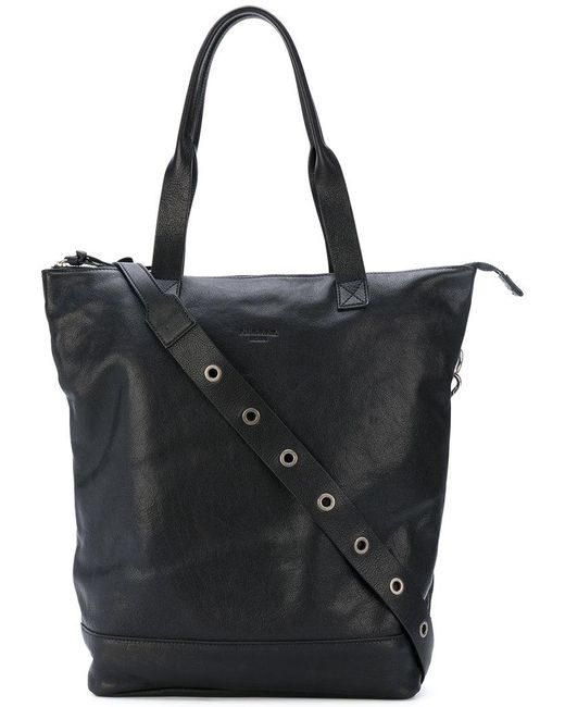 P.A.R.O.S.H. | Black Shopping Shoulder Bag | Lyst