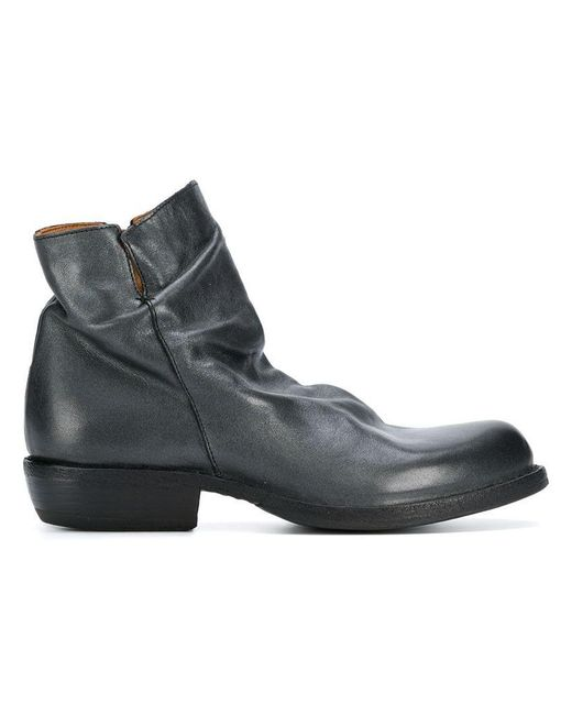 Fiorentini + Baker - Gray Chill Ankle Boots - Lyst