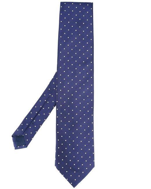 Pal Zileri - Blue Printed Dots Tie for Men - Lyst