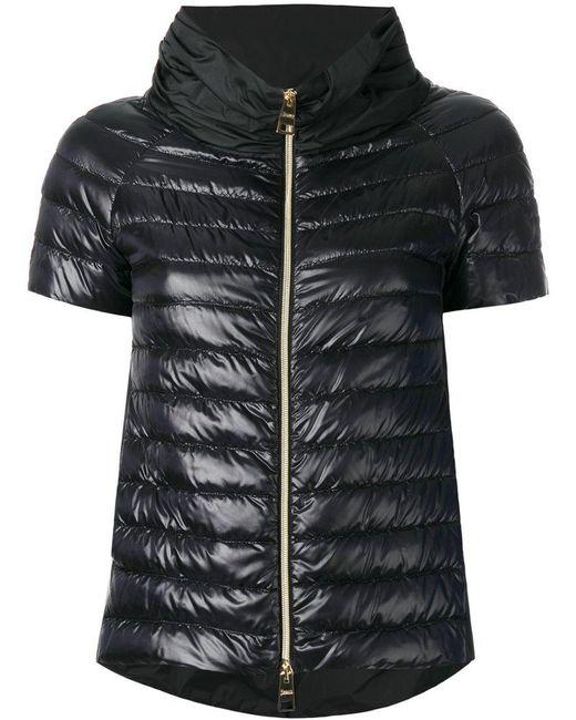 Herno - Black Ultralight Ladybug Jacket - Lyst