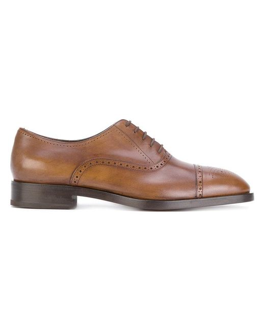 Fratelli Rossetti   Brown Classic Brogues for Men   Lyst