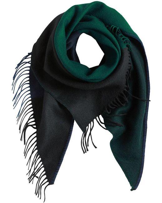Burberry - Green Contrasting Stripe Bandana - Lyst