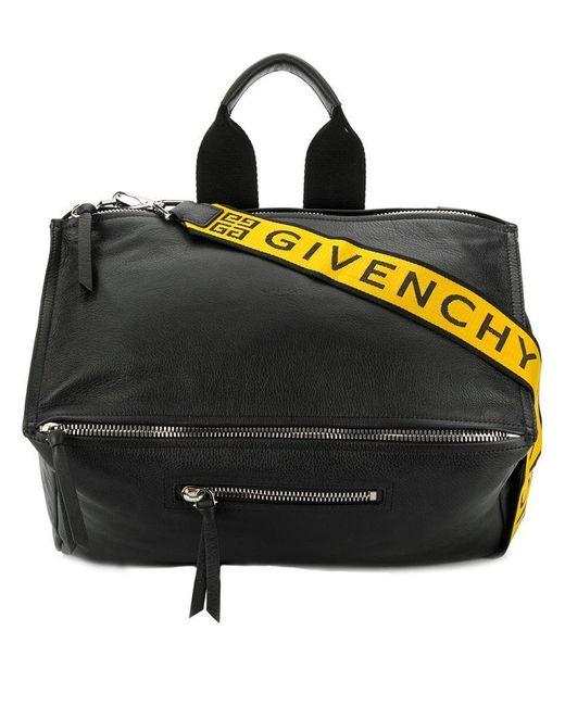 3099177766f89 Givenchy - Black Double Zip Shoulder Bag for Men - Lyst ...