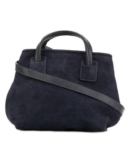 Marsèll - Blue Minipunta 0338 Tote Bag - Lyst