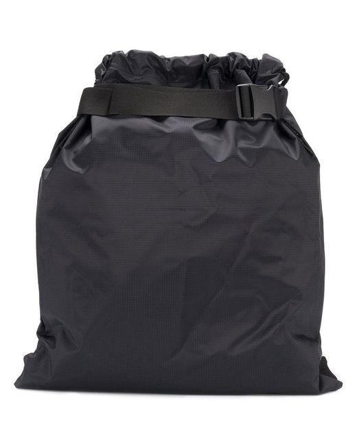 Gear3 - Black Oversized Drawstring Backpack for Men - Lyst