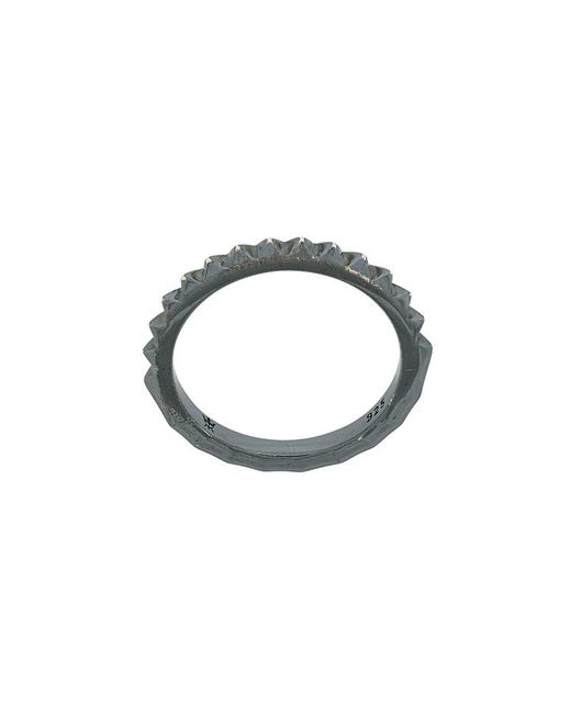 Kasun - Metallic Crocodile Ring - Lyst