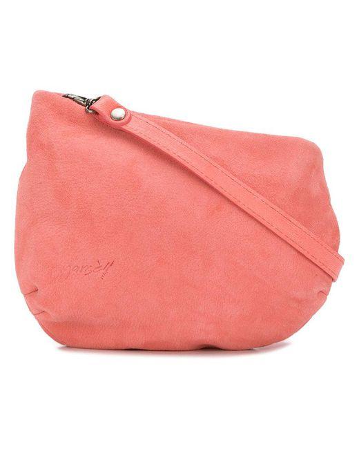 Marsèll - Pink Fantasmino 0106 Shoulder Bag - Lyst