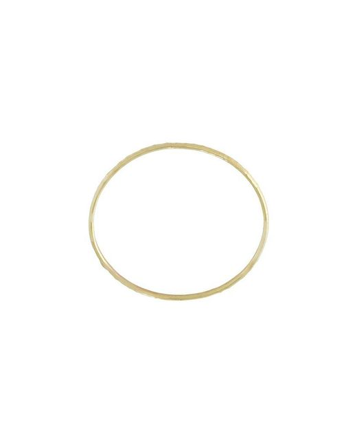 Wouters & Hendrix | Metallic 18kt Yellow Gold Fine Delicate Band Ring | Lyst