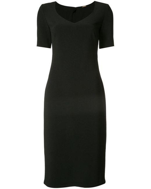Adam Lippes | Black Knee-length Dress | Lyst