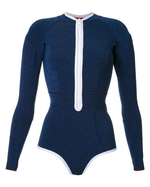Duskii | Blue 'monte Carlo' Surf Suit | Lyst