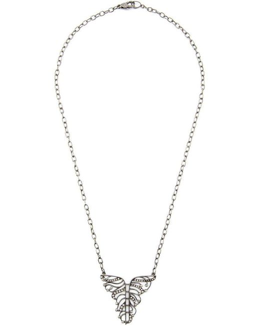Loree Rodkin | Metallic 'phoenix' Diamond Necklace | Lyst