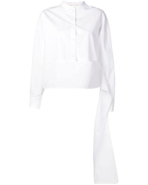 Ports 1961 White Tie Blouse