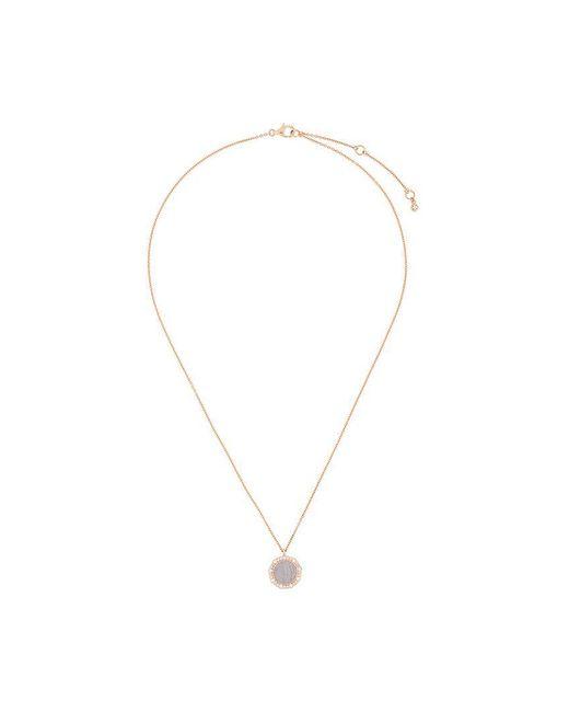 Astley Clarke - Metallic Lace Agate Luna Pendant Necklace - Lyst