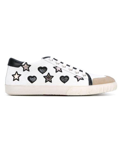 Ash | White Magic Sneakers | Lyst
