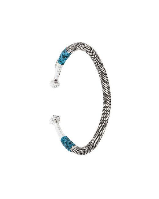 Gas Bijoux   Metallic Liliwood Bracelet   Lyst