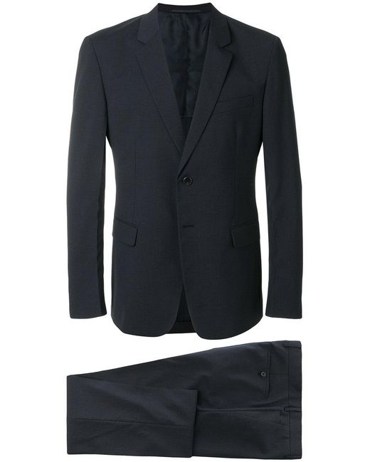 Prada - Blue Classic Two Piece Suit for Men - Lyst