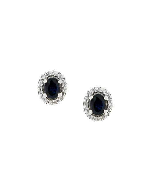 Wouters & Hendrix - Blue Stud Earrings - Lyst