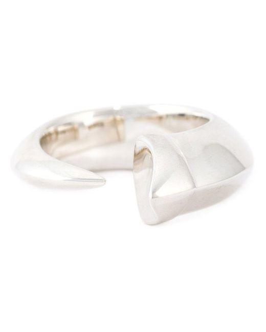 Shaun Leane - Metallic Tusk Ring - Lyst
