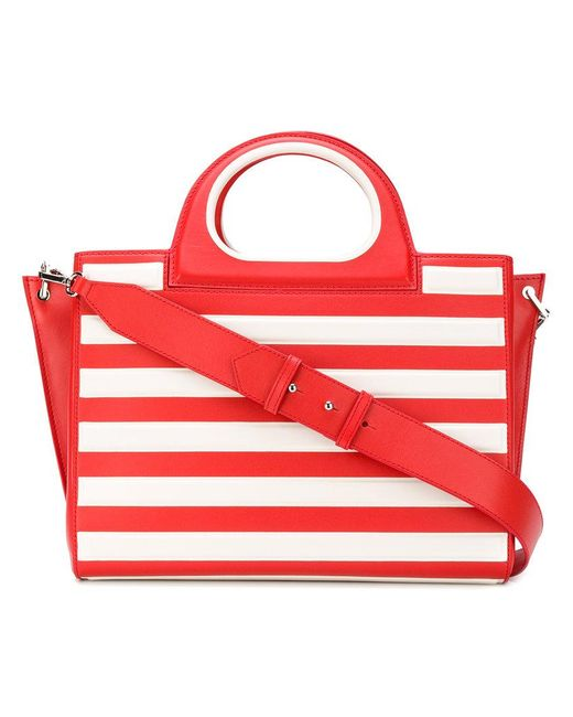 Max Mara - Red Grace Tote Bag - Lyst