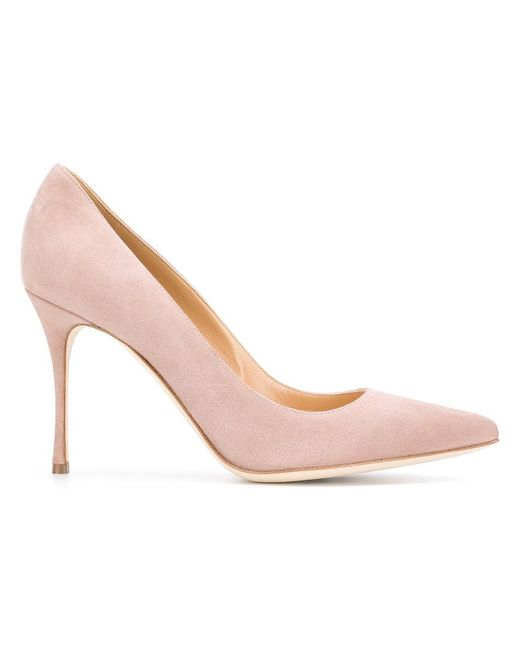 Sergio Rossiclassic pointed pumps